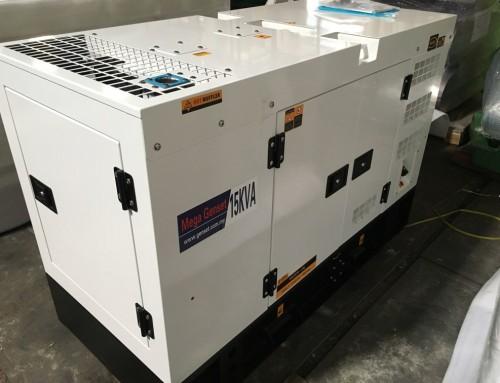 Quiet Generator