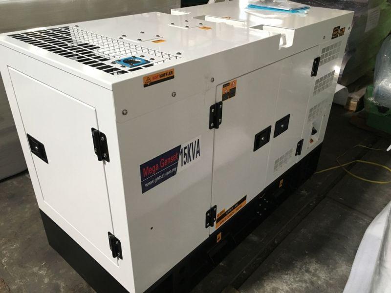 quiet muffler generator for sale