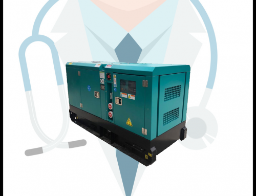 Genset for Clinics