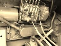 Volvo Penta Engine Inside