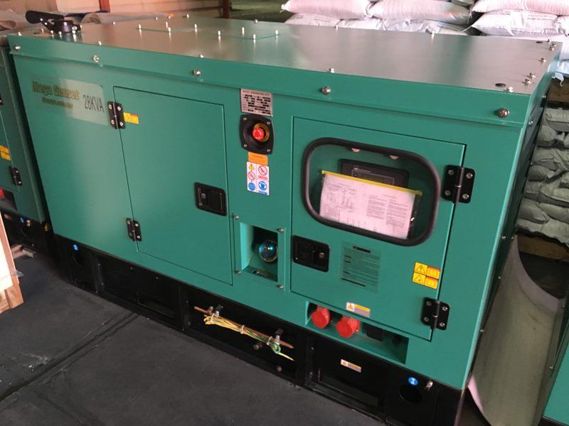 15kVA MGM Generator