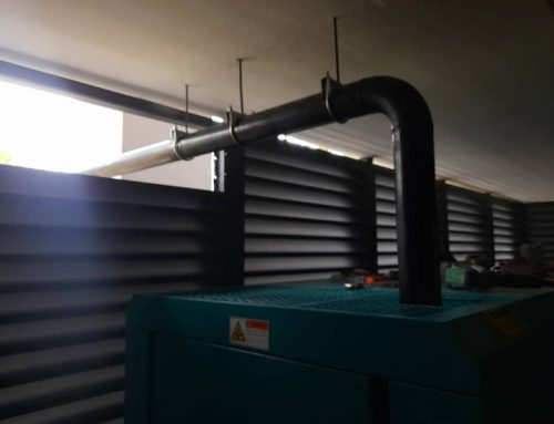 Generator Room In Malaysia | Room For Genset Requirements