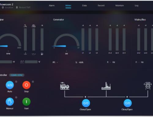MGM Oversight Module Malaysia | Genset Monitoring System