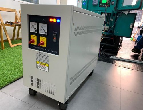 Automatic Voltage Stabilizer (AVS)