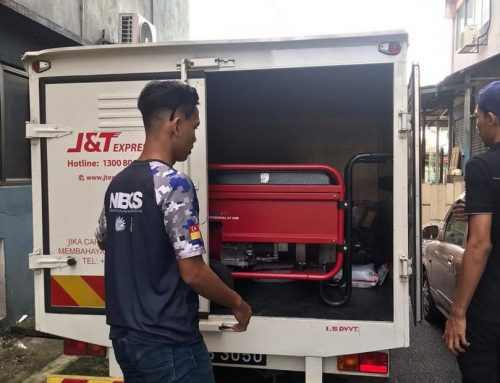 6kVA Rental For 2 Days | J&T Express Selangor