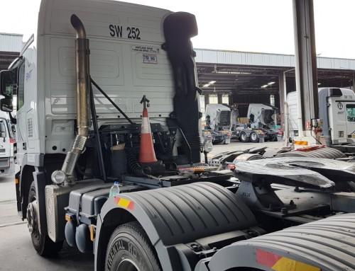 Generator Reefer Truck Hauliers