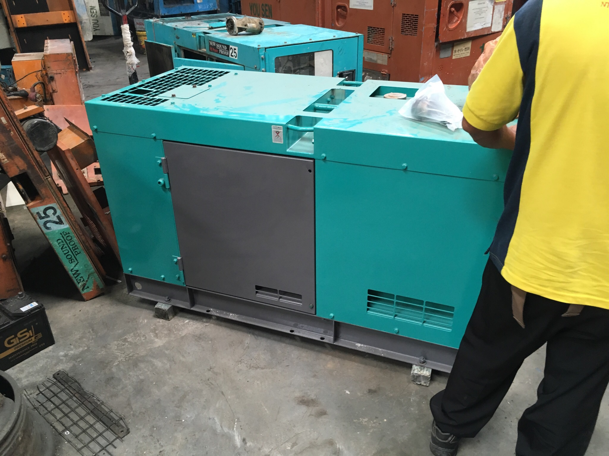 Recond Generator Sale Malaysia Reconditioned But Cheap