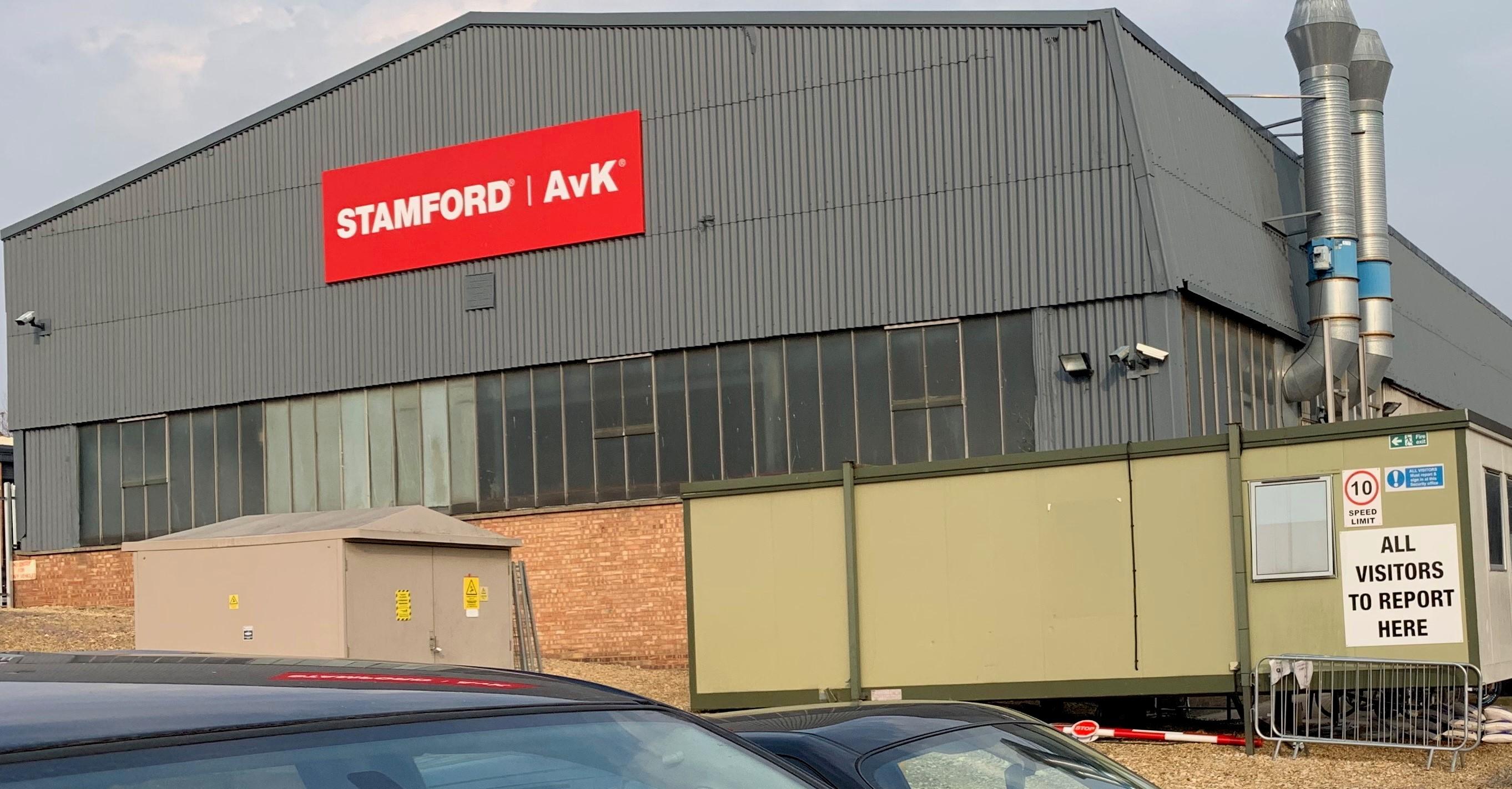 stamford avk factory