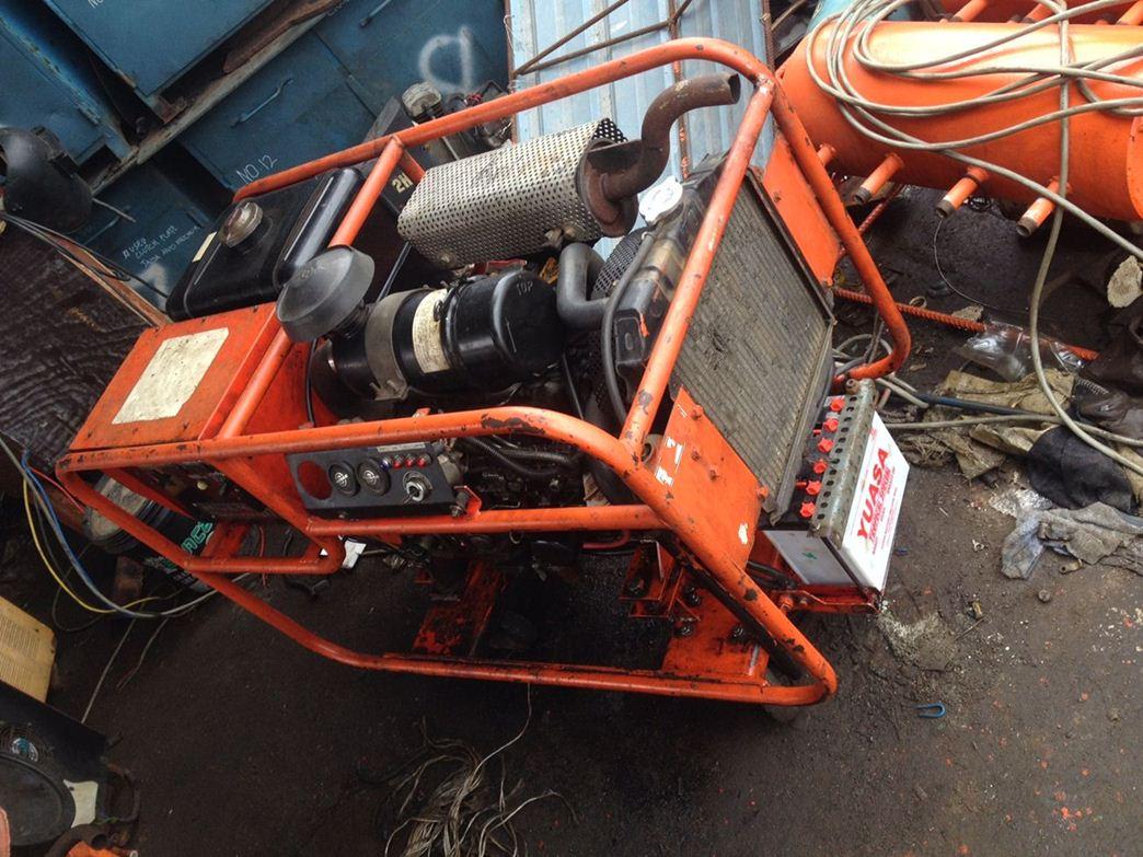 Yanmar Portable Generator 15kVA